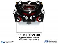2013 Fuzion FW Front Kit