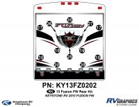 2013 Fuzion FW Rear Kit