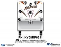 2008 Raptor FW Formed Cap Front Kit