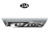 Fuzion - 2014 Fuzion FW-Fifth Wheel - Front Cap Shield Top