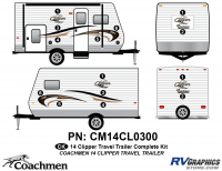 2014 Coachmen Clipper Complete Kit