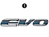 EVO - 2016 EVO TT-Travel Trailer - Front EVO Logo