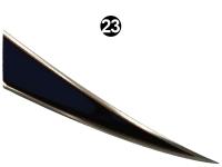 Wildwood X-Lite - 2016 Wildwood X-Lite TT-Travel Trailer - Rear Print Fang-RS (Roadside) LH/DS