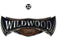 Wildwood X-Lite - 2016 Wildwood X-Lite TT-Travel Trailer - Front Wildwood X-Lite logo