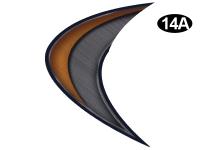 Salem - 2015 Salem TT-Travel Trailer - Rear Mid Hook A-C/S Curbside (RH/PS)