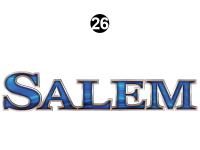 Salem - 2015 Salem TT-Travel Trailer - Small Salem Logo