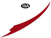 Vengeance - 2013 Vengeance Fifth Wheel - Lower Spear Tail-RS(Roadside)/LH/DS