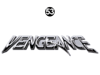 Vengeance - 2013 Vengeance Fifth Wheel - FW Vengeance Logo