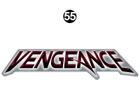 Vengeance - 2013 Vengeance Large Travel Trailer - TT Cap Vengeance Logo