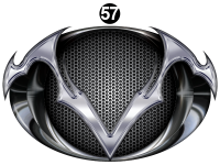 Vengeance - 2013 Vengeance Large Travel Trailer - TT Vengeance Emblem