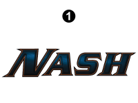 Nash - 2016-2017 Nash TT-Travel Trailer - Nash Logo