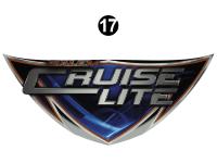 Salem Cruise Lite - 2017-19 Salem Cruise Lite TT-Travel Trailer - Cap Salem Cruise Lite Badge