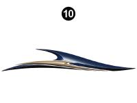 Rear Graphic Diecut