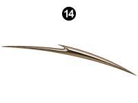 Side Printed Hook-C/S (Curbside) RH/PS