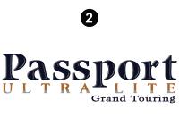 Passport - 2010 Passport TT-Travel Trailer - Large Passport Ultralite Logo
