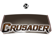 Crusader - 2013 Crusader FW-Fifth Wheel Touring Edition - Crusader Upper Badge