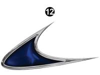 Shadow Cruiser - 2014 Shadow Cruiser TT-Travel Trailer - Mid Lower Fender Hook-R/S (Roadside) LH / DS