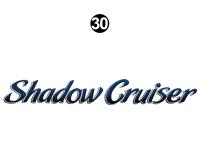 Shadow Cruiser - 2014 Shadow Cruiser TT-Travel Trailer - Front Shadow Cruiser logo