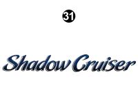 Shadow Cruiser - 2014 Shadow Cruiser TT-Travel Trailer - Small Shadow Cruiser Logo