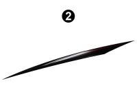Raptor - 2013 Raptor FW-Fifth Wheel - Fwd Mid Spear Tip