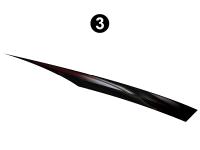 Raptor - 2013 Raptor FW-Fifth Wheel - Fwd Lower Thin Wedge