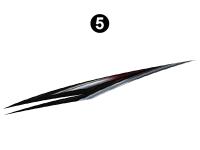 Raptor - 2013 Raptor FW-Fifth Wheel - Fwd Mid Split Wedge