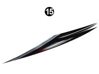 Raptor - 2013 Raptor Velocity FW-Fifth Wheel - Rear Mid Split Wedge