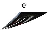 Raptor - 2013 Raptor FW-Fifth Wheel - Rear Top Large Wedge