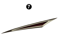Crusader - 2015 Crusader FW-Fifth Wheel - Group Spear Tip