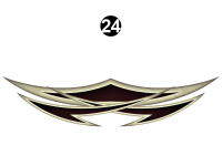 Crusader - 2015 Crusader Lite FW-Fifth Wheel - Front Emblem