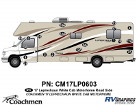Leprechaun - 2016-2017 Leprechaun MH-Motorhome White Cab - 19 piece 2016 (Late) Leprechaun White Cab Roadside Kit