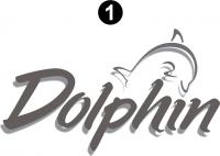 Dolphin - 2003 Dolphin Teal Version - Dolphin Logo