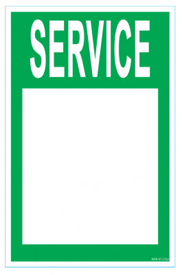 Shop By Manufacturer - RV Labels - RV Service Label