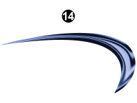 Rear Lower Hook-RS(Roadside) LH/DS