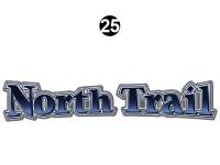 North Trail - 2013 North Trail Caliber Edition TT-Travel Trailer - Front North Trail Logo