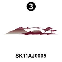 Aljo - 2011 Aljo Joey TT-Travel Trailer - Side Desert Scene-R/S (Roadside) Left/Driver