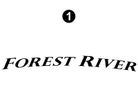 Wildwood - 2015 Wildwood TT-Travel Trailer - Large Forest River logo