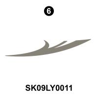 Layton - 2009 Layton Joey TT-Travel Trailer - Side Middle Diecut