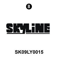 Layton - 2010-2011 Layton Joey TT-Travel Trailer - Skyline Decal