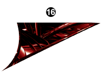 Raptor - 2011 Raptor Velocity FW - Top Fin