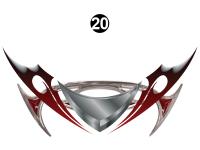 Raptor - 2011 Raptor Velocity FW - Ramp Door Crest