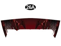 Raptor - 2011 Raptor Velocity FW - Front Badge Top DC