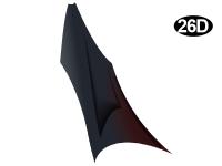 Raptor - 2011 Raptor Velocity FW - Front Badge Side Accent