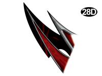 Raptor - 2011 Raptor FW - Cap Badge Accent