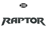 Raptor - 2011 Raptor FW - Cap Name