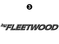Nitrous - 2007 Nitrous Fifth Wheel Toyhauler - by Fleetwood Decal