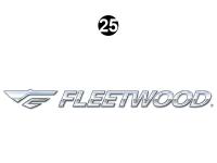 """Nitrous - 2008 Nitrous Travel Trailer Toyhauler - 24"""" Fleetwood w/ Shield"""