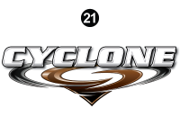 Cyclone - 2012 Cyclone FW-Fifth Wheel Toyhauler-Copper - Rear Cyclone Legend