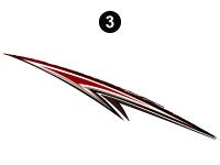 Cyclone - 2012 Cyclone FW-Fifth Wheel Toyhauler-Red - Spear