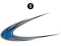 Cyclone - 2012 Cyclone FW-Fifth Wheel Toyhauler-Blue - Large Hook